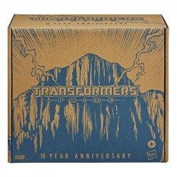 PREVENTA Transformers E9683 Transformers: Prime Hades Megatron