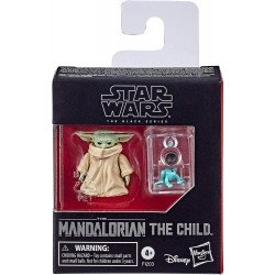 Figura de Acción Hasbro Star Wars F1203 Black Series The Child