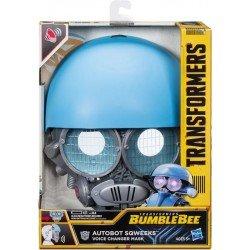 Máscara Electrónica Transformers Sqweeks