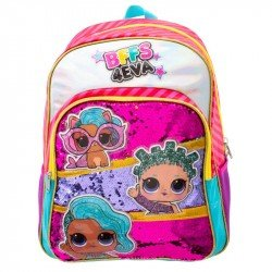 Back Pack Primaria Niña Lol Surprise