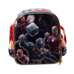 Lonchera 3D Metalico  Niño Marvel Avengers