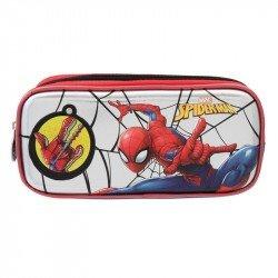 Lapicera Suave Doble 3D Eva Infantil Niño  Spider-Man