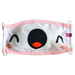 Mascara Textil Infantil Niña Ruz Holi G