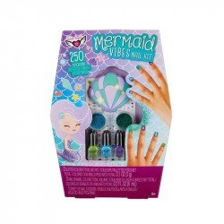 Set Para Uñas Mermaid Vibes Fashion Angels