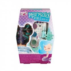 Set Para Cabello Mermaid Vibes