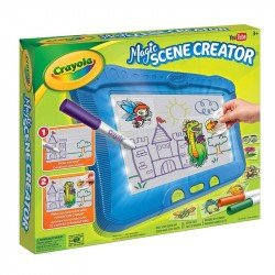 Creador De Escenas Magicas Crayola