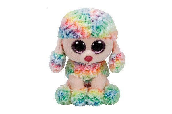 Rainbow Sequin Poodle Tty