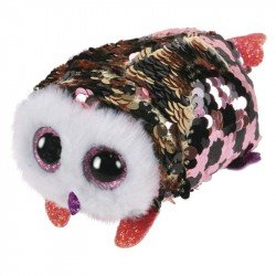 Checks Sequin Pink/Blk Owl Tty