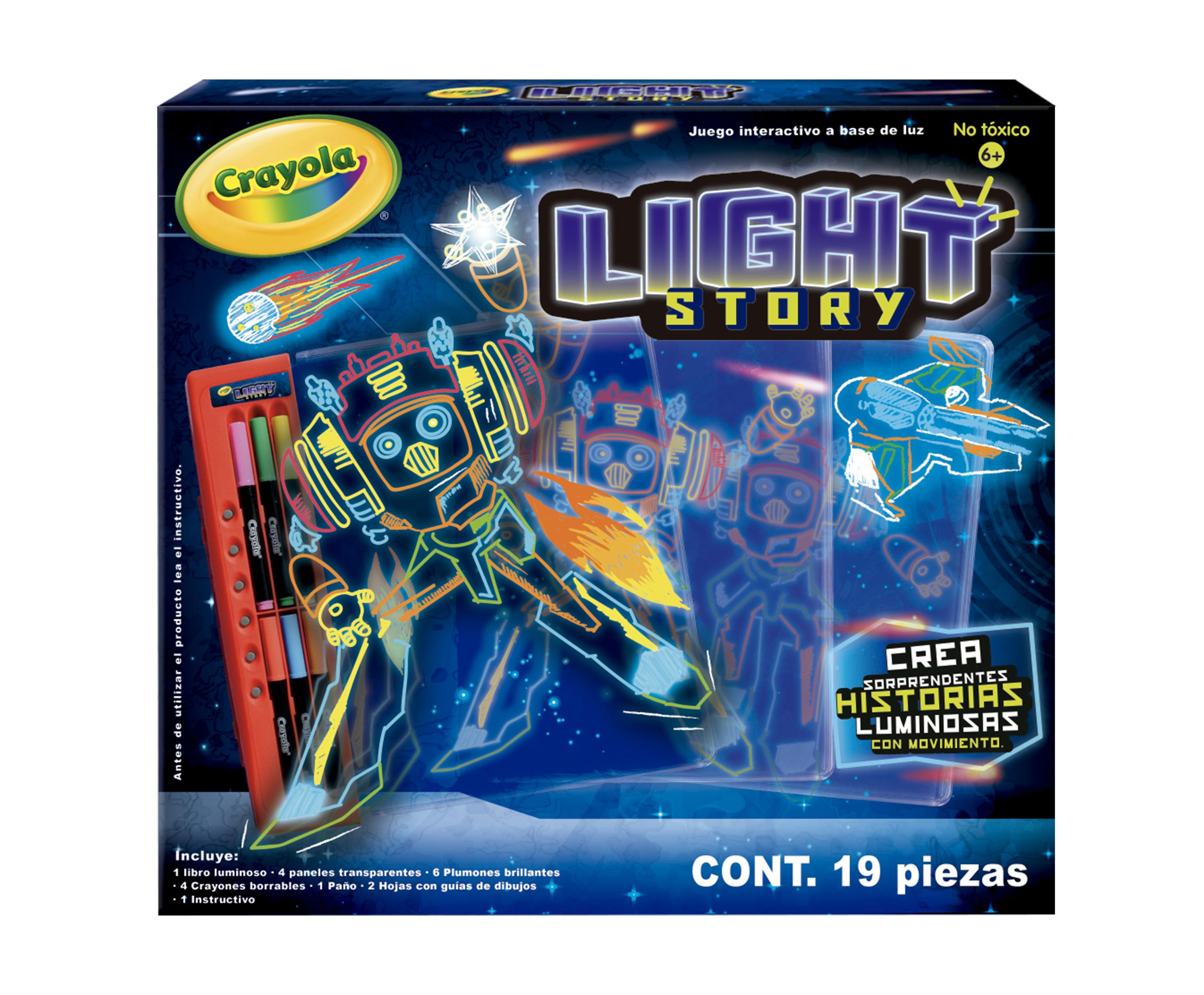 Light Story Juguetron
