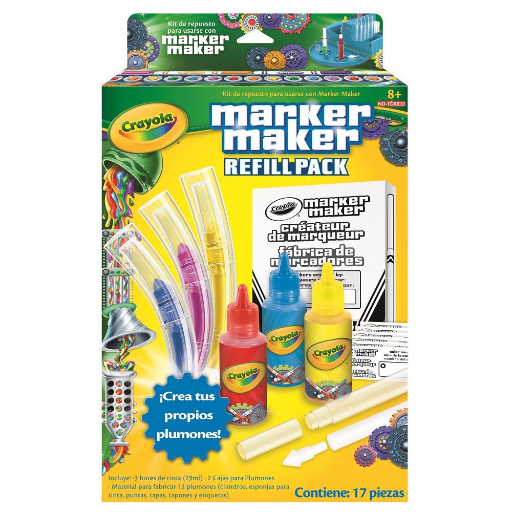 REFILL MARKER MAKER DE CRAYOLA