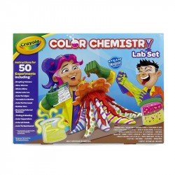 Lab Set Color Chemestry Crayola