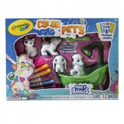 Color Pets Super Set Crayola