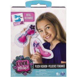 COOL MAKER KIT DE TELA AFELPADA DE MODA