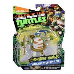 Figura Tortugas Ninja Mezcla y Combina Spin Master Momia