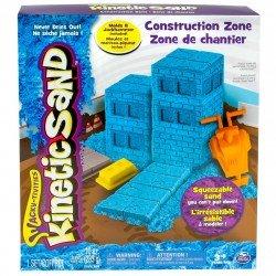 Kinetic Sand Juego de Construcción Spin Master
