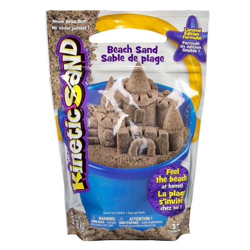 Kinetic Sand Arena de Playa Spin Master