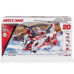 MECCANO  SET DE 20 MODELOS