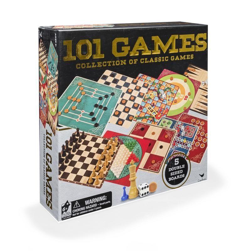 Set de 101 Juegos