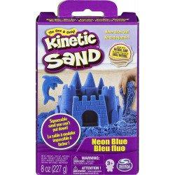 Caja de Arena Kinetic Sand Azul