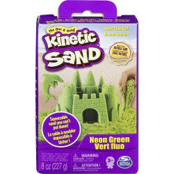 Caja de Arena Kinetic Sand Verde