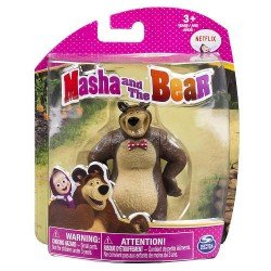"Figura 5"" Masha y El Oso Bear with Bowtie"