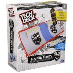 TECH DECK TED SET DE ACROBACIAS
