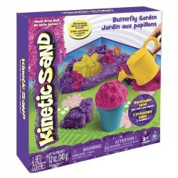 Kinetic Sand Set Jardín De Mariposas Spin Master