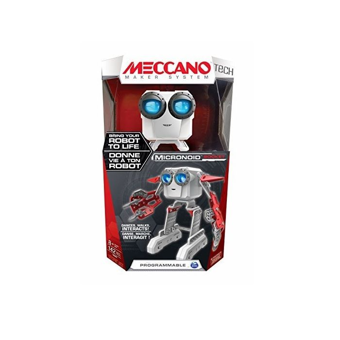 MEC ROBOT MICRONOID