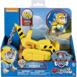 Vehiculo Paw Patrol: Sea Patrol Bubble