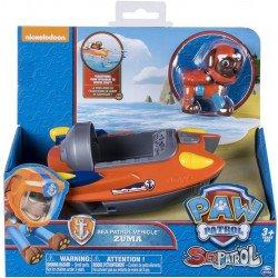Vehiculo Paw Patrol: Sea Patrol