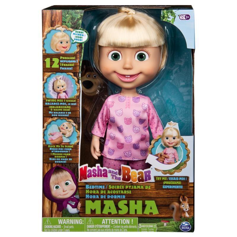 Masha Dormilona