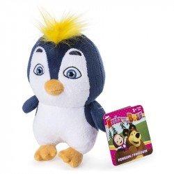 """Peluche 8"""" Masha y El Oso Pingüino"""