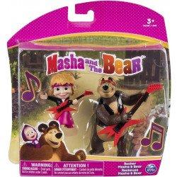 Set de Figuras Masha y El Oso Duo Pack Spin Master Rocker