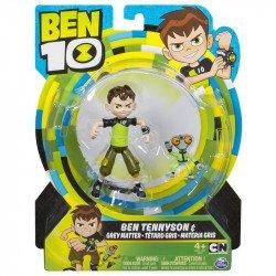Figura de Acción Ben 10 5 Pulgadas Ben Tennyson