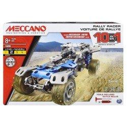 MECCANO SET 10 MODELOS VEHICULOS MOTORIZADOS