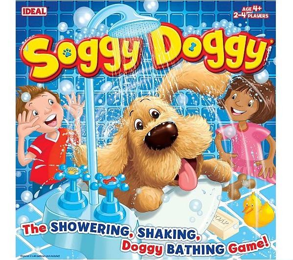 BAÑA A DOGGY BOARD GAME