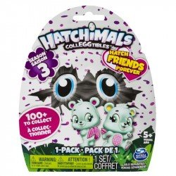 HATCHIMALS EGG COLECCIONABLES 1 FIGURA T3