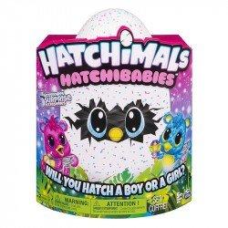 Hatchimals Hatchibabies Cheetree Spin Master