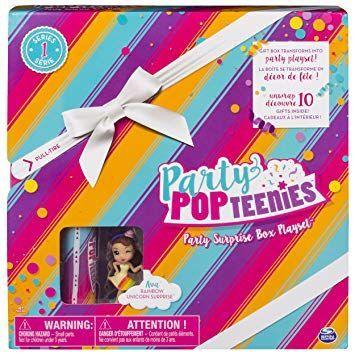 PARTY POP TEENIES PARTY POPTEENIE REGALO SORPRESA