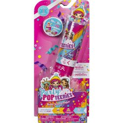 PARTY POP TEENIES POPPER DOBLE SORPRESA