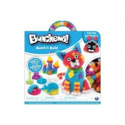 Bunchems Moldes Y Figuras Spin Master