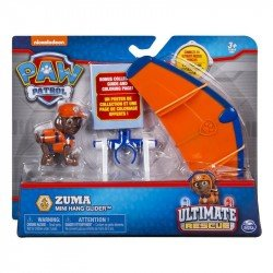 PAW PATROLL MINI VEHICULO ULTIMATE RES CUE ZUMA