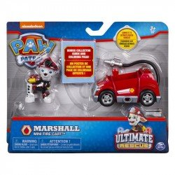 PAW PATROLL MINI VEHICULO ULTIMATE RES CUE MARSHAL