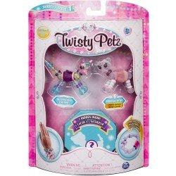 Twisty Petz 3 figuras coleccionables