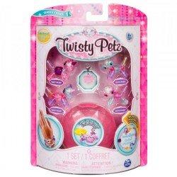 Twisty Petz 4 figuras Bebés coleccionables