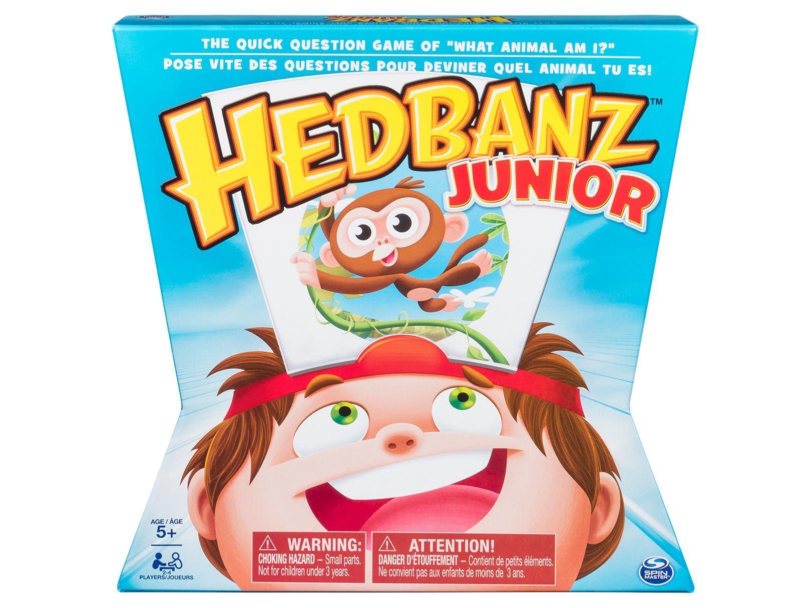 HEDBANZ JR