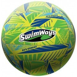 Balón de Volleyball Spin Master Verde