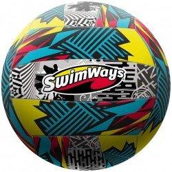 Balón de Volleyball Spin Master Negro