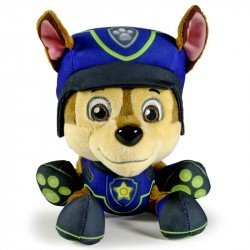 """Peluche 8"""" Paw Patrol Spin Master Chase"""