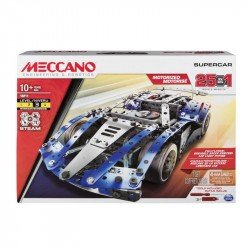 Set 25 Multimodelos Super Car